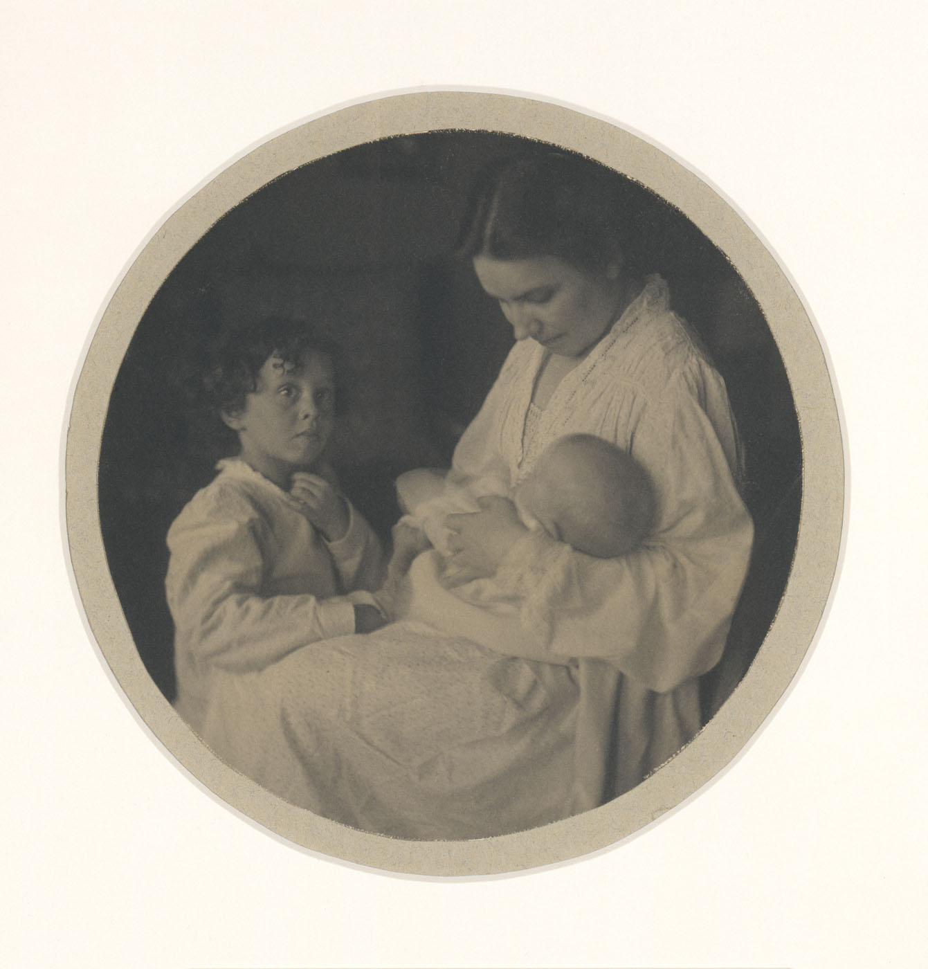 Gertrude Kasebier Mother And Child