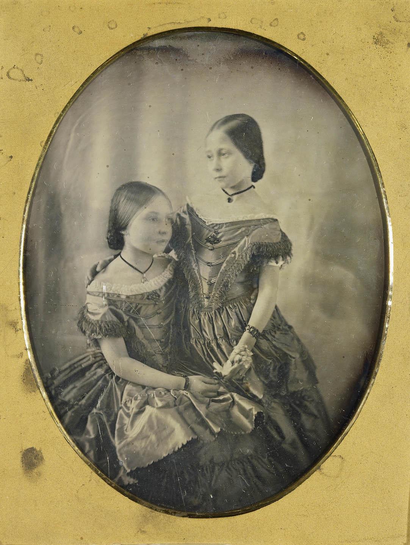 Victoria, Princess Royal, and Princess Alice