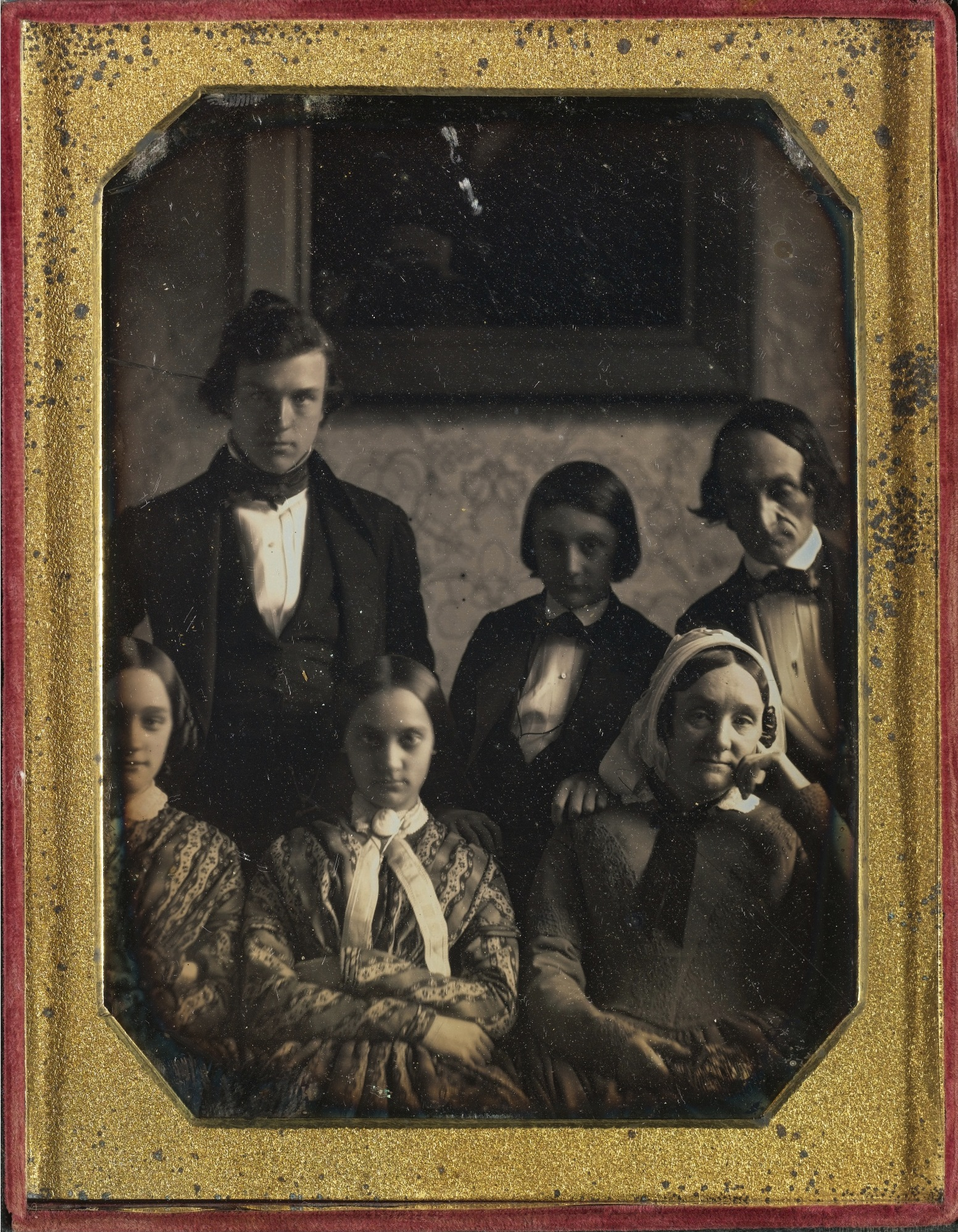 Family Portrait, 1840s – costu...