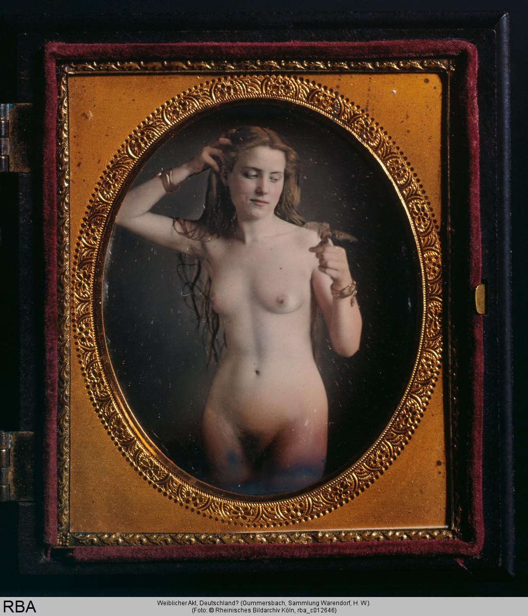Daguerreotype Nude 118